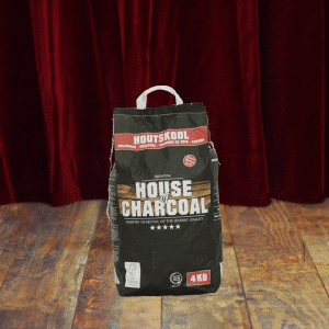 house of charcoal 4 kg premium houtskool
