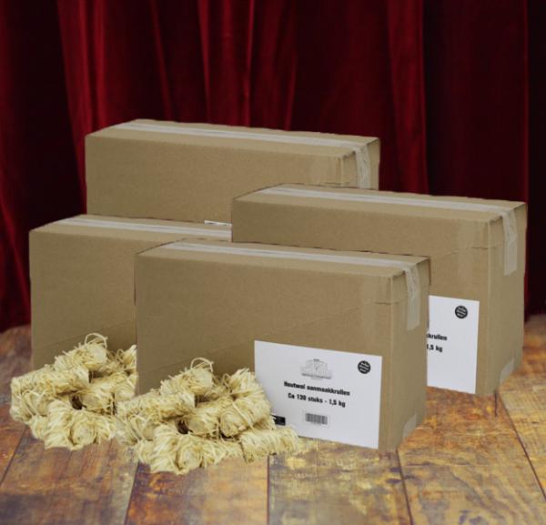 House of Charcoal – Houtwol aanmaakkrullen 1,5kg