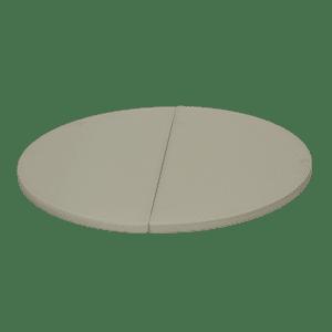 Kamado pizzasteen