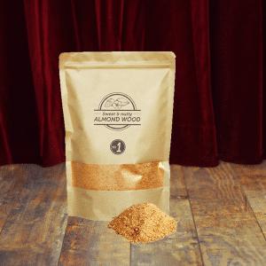 Smokey Olive Wood – amandelhout rookmot Nº1