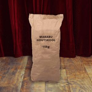 Marabu houtskool 15kg blanco