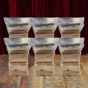 Gedroogd aanmaakhout voor openhaard - Voordeel bundel aanmaakhoutjes - ca. 4,5 kg