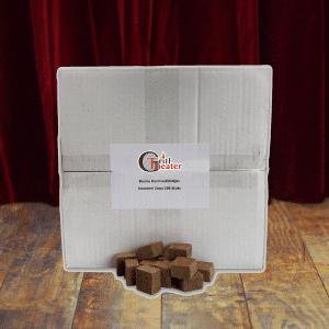 voordeeldoos bruine aanmaakblokjes