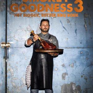 Smokey Goodness 3 het bigger, better bbq boek