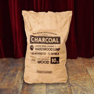 smoking flavours houtskool 10kg